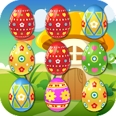Swipe Easter Eggs