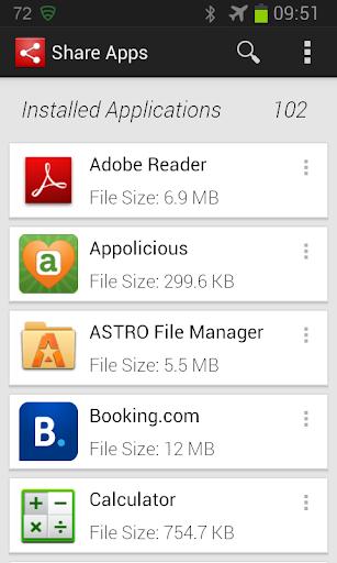 Share Apps Premium