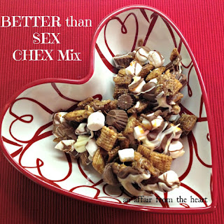 BETTER Than SEX CHEX Mix Recipe