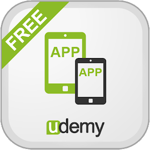Mobile Apps Business Course Icon