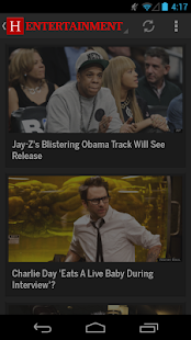 Le Huffington Post - screenshot thumbnail