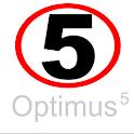 Optimus 5 Search icon