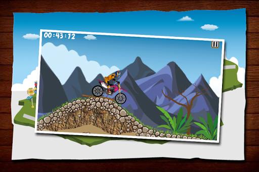 Hill Racing MX Moto 3D