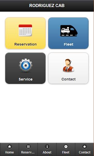 rodriguez cab services