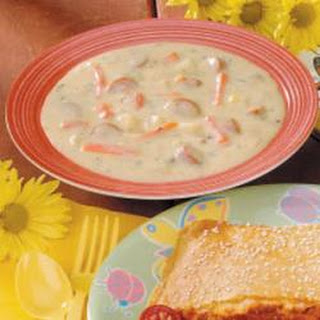 Hot Dog Soup Recipes.