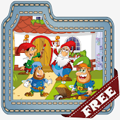 Snow White Kids Puzzle Game