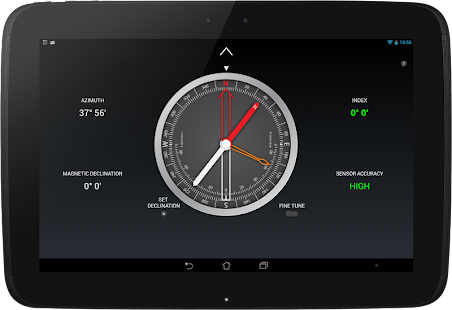 Compass Pro Screenshot