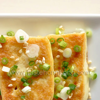 How to Pan-Fry Tofu with Crust Is Simple Recipe