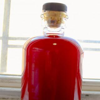 How To Make Cranberry Liqueur