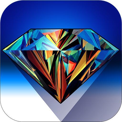 優雅鑽石 個人化 App LOGO-APP試玩