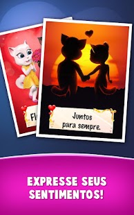 Cartas de amor do Talking Tom - screenshot thumbnail