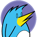 FLUTY THE BRAVE PENGUIN icon