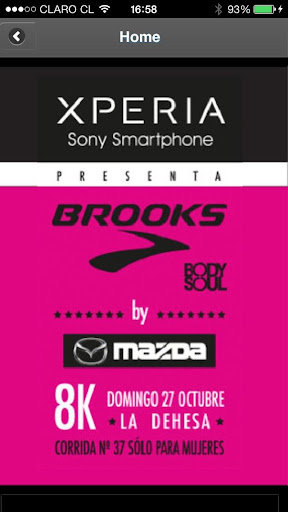 Brooks Women 8K