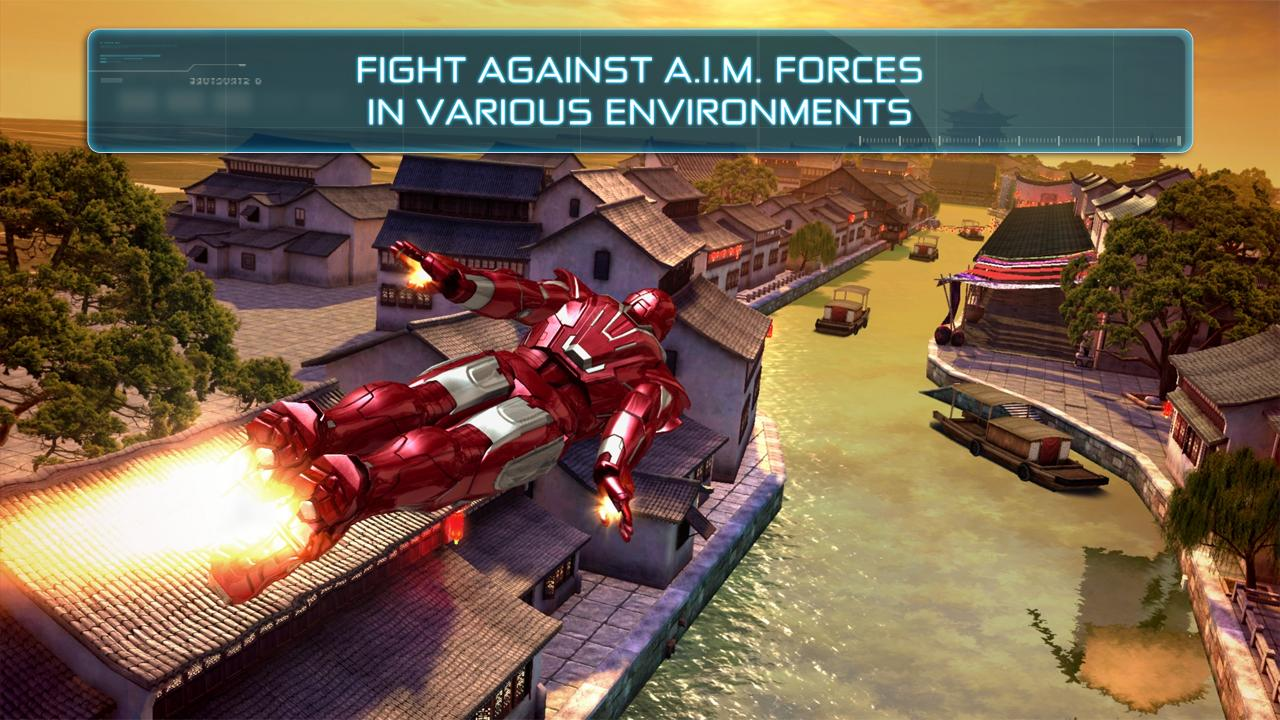 Iron Man 3 - The Official Game screenshot #8