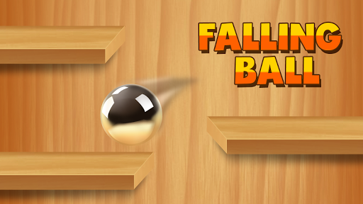 Classic Marble Ball Fall Down