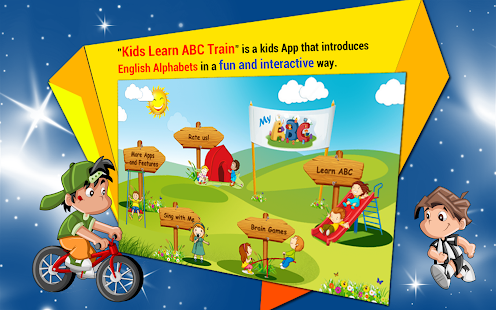 Free Learn ABC Train & Chart- screenshot thumbnail