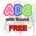 Learn ABC Alphabet with Sound icon