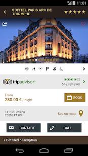 Sofitel Luxury Hotels - screenshot thumbnail