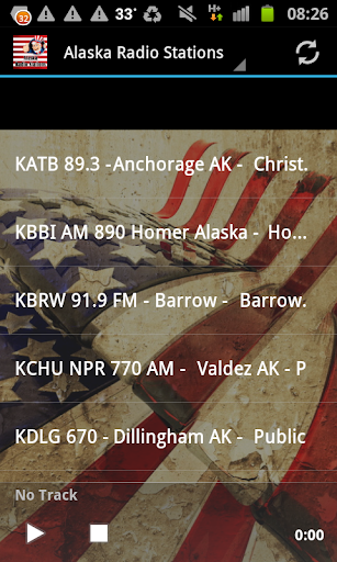 Alaska Radio Stations USA