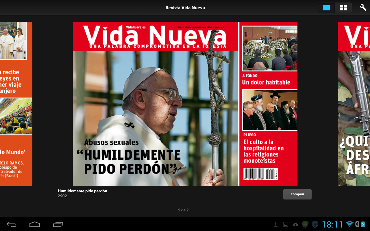 Vida Nueva- screenshot