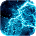 Electric Plasma Live Wallpaper icon