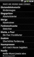 Screenshot of Wiener Würstel-Kompass