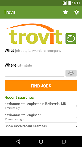【免費商業App】Find job offers - Trovit Jobs-APP點子