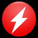 Reaction tester icon