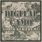 Digital Camo for Go Locker