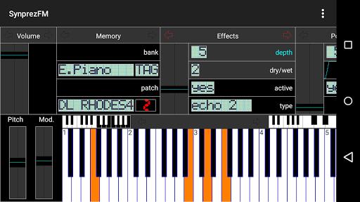 FM Synthesizer [SynprezFM II]