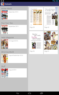 Pocketmags Magazine Newsstand Screenshot 11