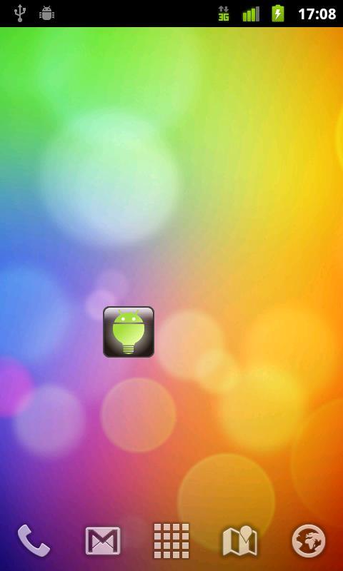 Flashlight Widget- screenshot
