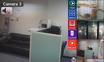 Screenshot of Viewer for Wanscam IP cameras