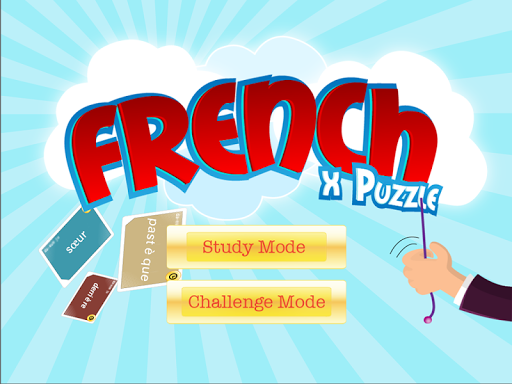 French x Puzzle