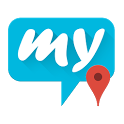 mysms – GPS Location Sharing icon