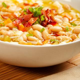 White Bean and Escarole Soup