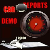Car Log Reports Demo