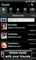 Screenshot of Flowd