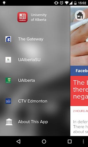 Headlines - U of Alberta