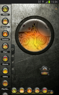 TSF Shell Theme EventGlassO HD - screenshot thumbnail