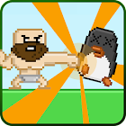 Bearded Punch Man icon