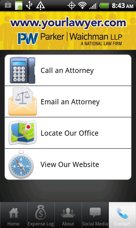 YourLawyer.com- screenshot