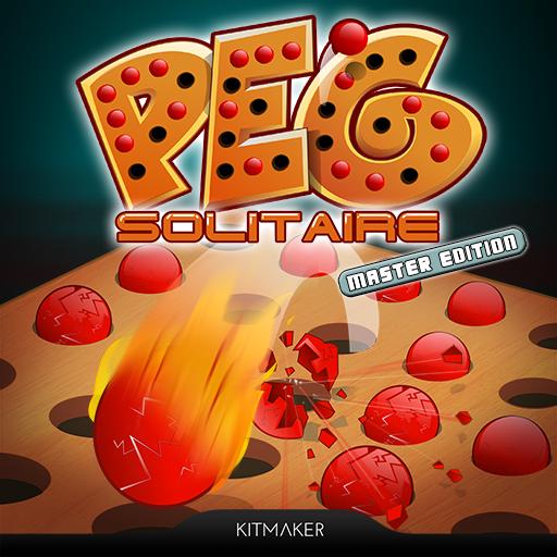 Peg Solitaire LOGO-APP點子
