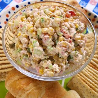 Southwestern Chicken Salad.