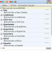 Screenshot of Gay Chateo