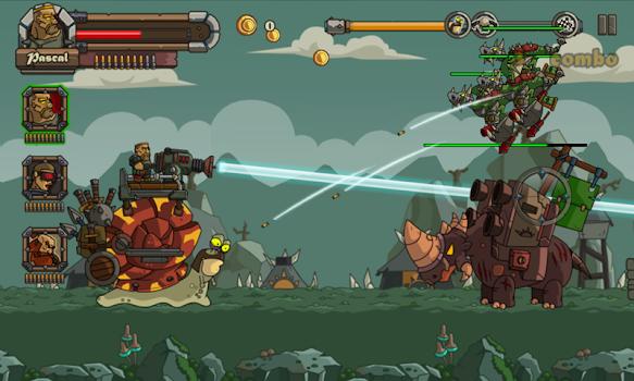 Snail Battles