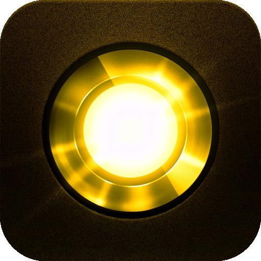 手電筒:手電筒 生產應用 App LOGO-硬是要APP