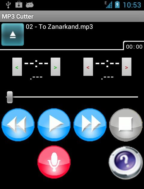 new apk mp3 cutter v2 7 10 ad free android apk applications widget