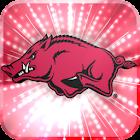 Arkansas Razorbacks Live WPs icon