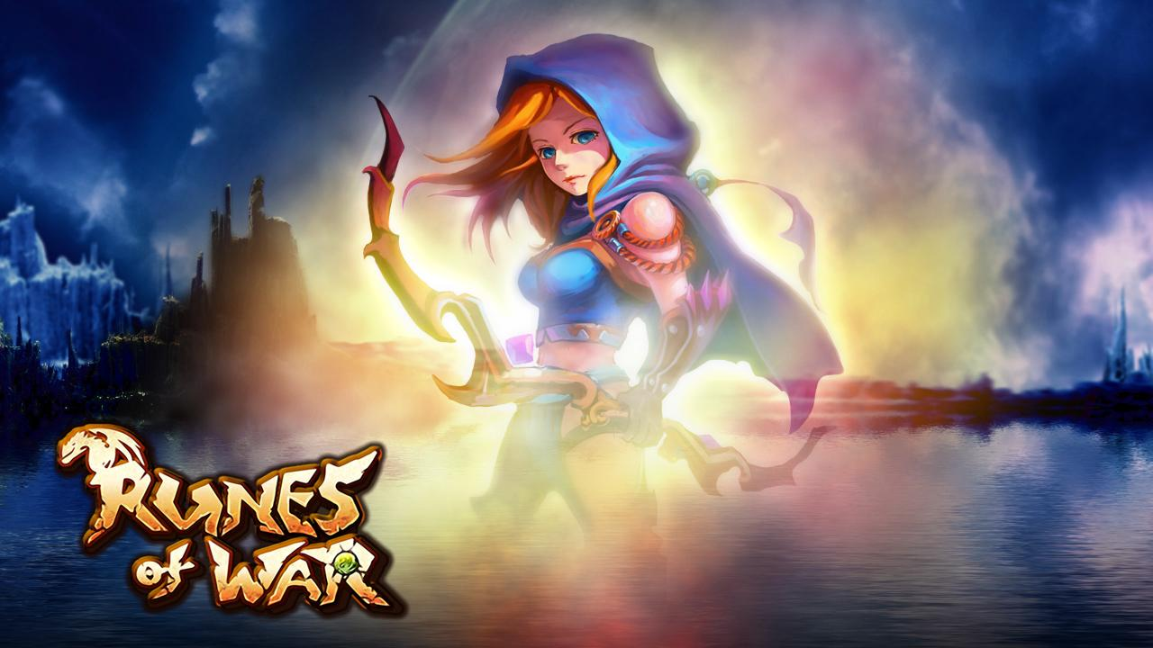Runes of War - screenshot